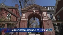 Harvard Commencement at Risk as Mumps Outbreak Grows