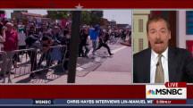 Protests Erupt Outside Trump Event In California