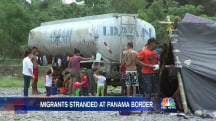 These Cuban Immigrants Are Stranded at Panama's Border
