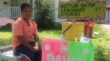 Boy Sells Lemonade to Pay for His Own Adoption