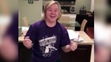 'I Got In!' Special Needs Teen Reads College Acceptance Letter