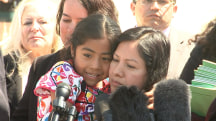 Little Girl Who Hugged Pope Begs Supreme Court to Protect Immigrants