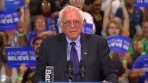 Bernie Sanders to cut hundreds of campaign staffers