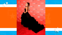 Ariana Grande, Nicki Minaj and Lindsey Vonn stand out at Time 100 Gala