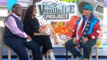 DIY DIY baby! Vanilla Ice shares home renovation tips