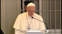 Pope Francis Says the World Must Do More in Refugee Crisis