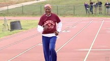 100-year-old woman shatters 100 meter dash world record, inspires us all