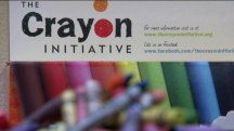 This dad's idea is bringing thousands of crayons to kids in need