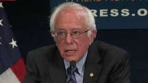 Bernie Sanders and the 'contested contest'