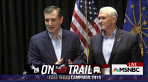 On the Trail: One day before Indiana