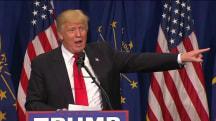 Trump is no longer 'self funding'
