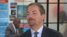Chuck Todd: The party that's not united always loses the White House