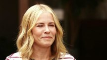 Chelsea Handler welcomes Willie Geist behind the scenes of her new show