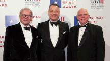 Tom Brokaw, Tom Hanks honored with Legion of Honor