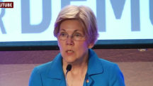 Warren slams Trump on housing comments
