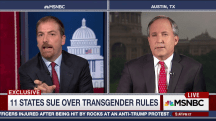 Exclusive: Texas AG Discusses Transgender Directive Lawsuit