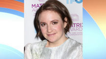 Lena Dunham: People are addicted to apologizing