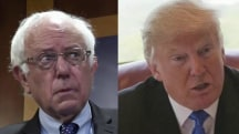 Trump Demands $10 Million for Charity to Debate Sanders