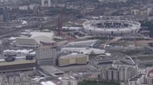 2012 London Olympic athletes' doping samples test positive