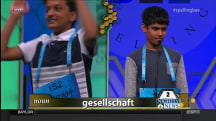 'Gesellschaft' and 'Feldenkrais': Scripps Spelling Bee Ends in a Tie
