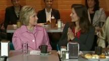 Hillary Clinton fighting uphill battle