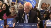Sanders accuses activists of bias toward 'big pharma'