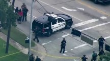 Houston shooting suspect had PTSD, his family claims