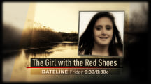 PREVIEW: The Girl with the Red Shoes