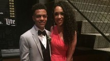 For All Her Struggles, Teen Takes Mom To Prom