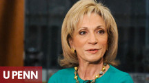 Why I Chose U Penn, from NBC's Andrea Mitchell