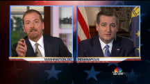 Full Interview: Cruz on Indiana, Boehner and Whether He Could Ever Support Trump