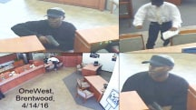 Police Seek Help in Nabbing Bank Robbers