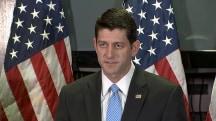 Paul Ryan: VA Secretary's Disney Comment 'Disgusting'