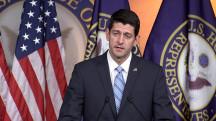 Ryan Says Trump Phone Call 'Very Productive'
