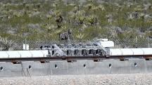 Watch Demo of Hyperloop Mechanism