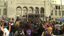 Fans Rock Out at LA Prince Tribute Concert