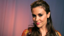 Alyssa Milano on the surprising way her two kids have changed her life