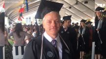 Custodian Gets Degree From School He Used To Clean