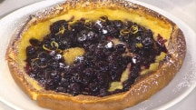 Lemon vanilla Dutch babies: Al Roker makes his wife's favorite