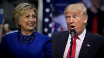 Donald Trump, Hillary Clinton look to lock down big wins in Indiana