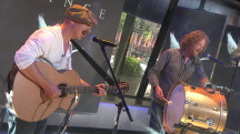 Irish singer Foy Vance performs 'She Burns' live on TODAY