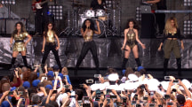 Fifth Harmony perform 'Work from Home' live on TODAY