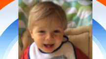 'Amen!' Kathie Lee's great nephew says his first words