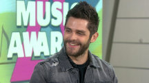 Thomas Rhett announces CMT Video of the Year nominees