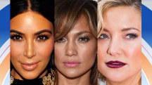 How to do makeup like Kim Kardashian, J. Lo, Kate Hudson