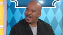 David Alan Grier: I cried backstage after seeing 'Hamilton'