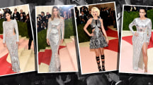Met Gala: See Taylor Swift, Madonna walk the red carpet in style