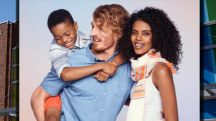 Old Navy ad with interracial family spurs controversy online