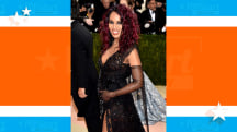 Kerry Washington debuts baby bump at Met Gala