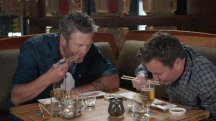 Jimmy Fallon's latest funny: Make Blake Shelton try sushi for first time